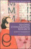 reading ethnograph